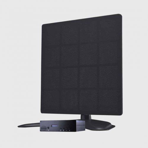 Ultrasound Focusonics Model A speaker with amplifier