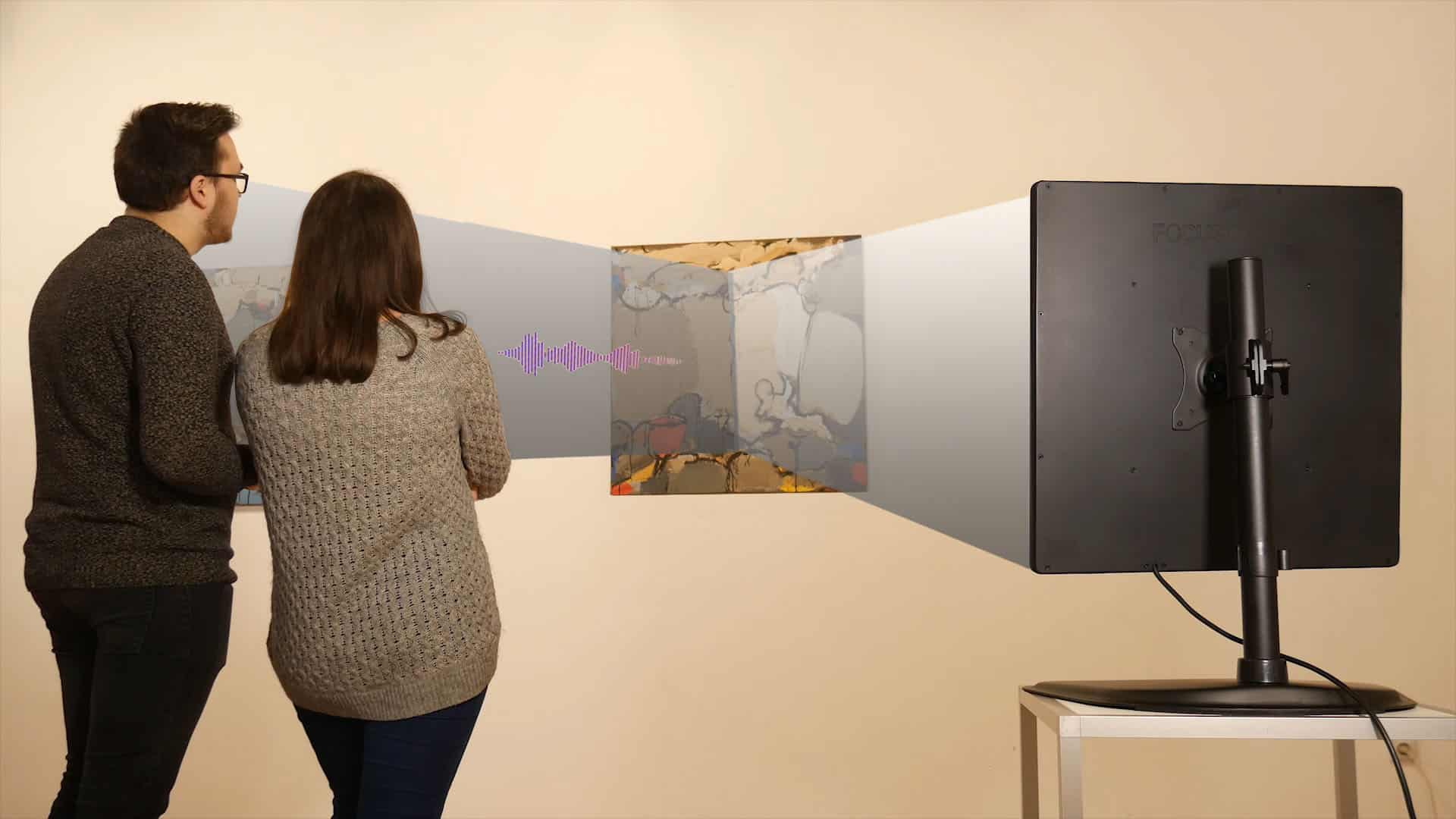 Virtual source effects reflection directional speaker