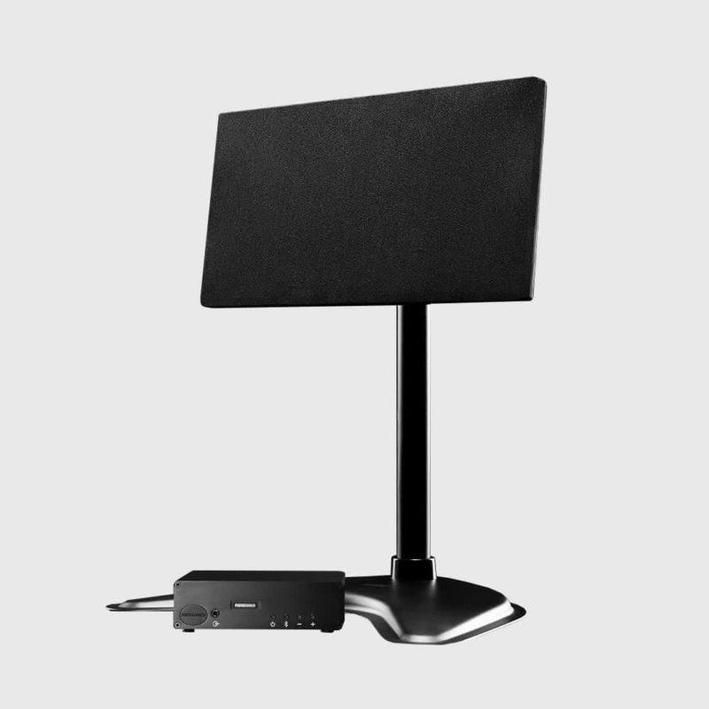 Focusonics Model B speaker with amplifier