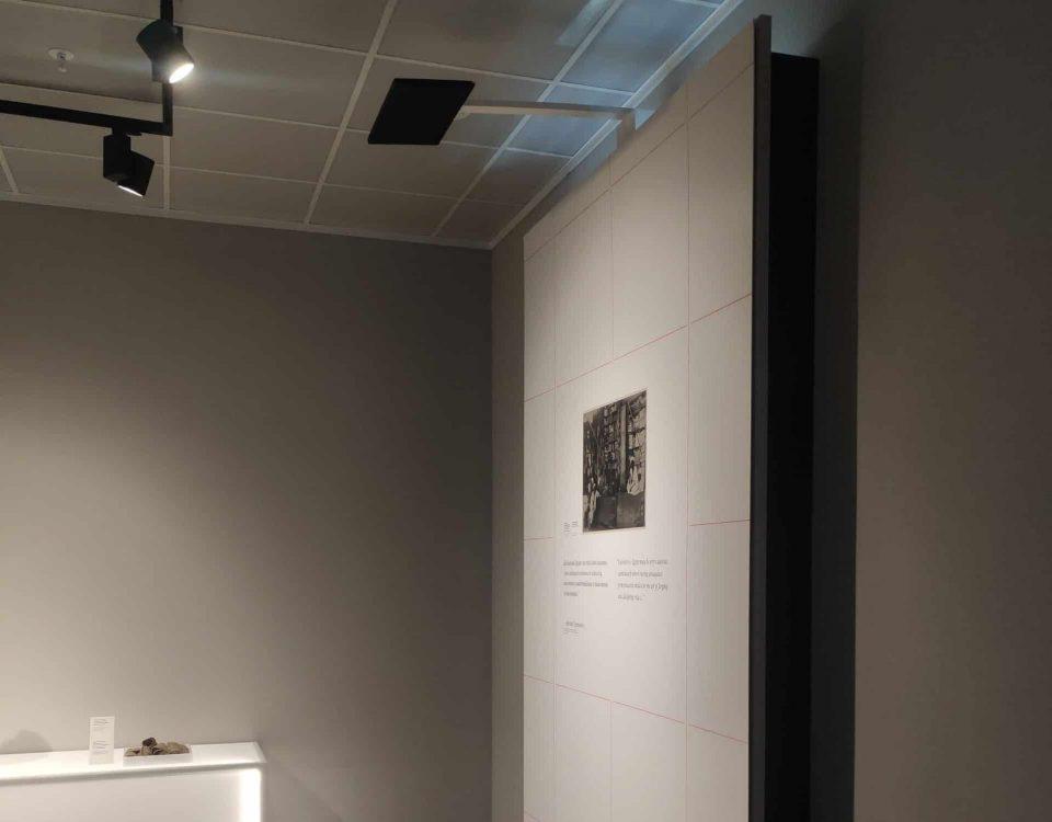 Focusonics speaker in National Museum of Lithuania - Focusonics™
